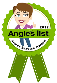 A recipient of the Angie's List Super Service Award, trusted heating system maintenance in Doraville, GA.